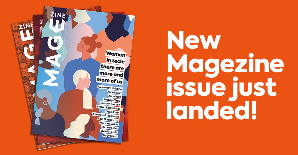 Let's have a look at the Magezine Issue 3